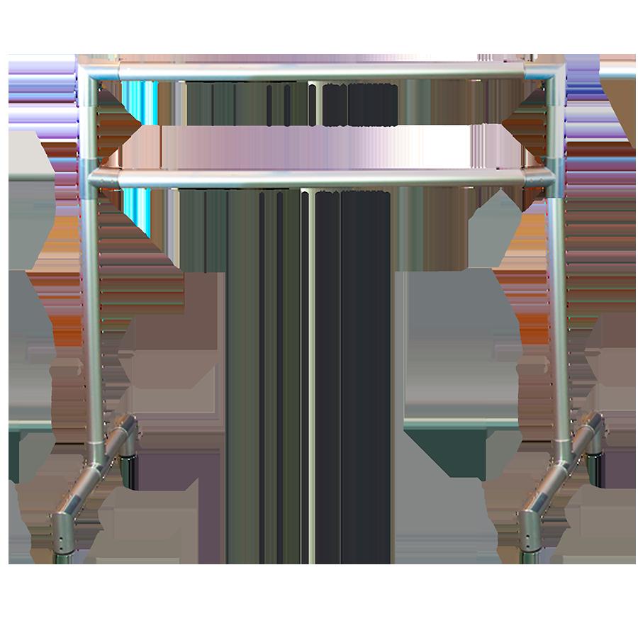 Aluminum Portable Ballet Barre